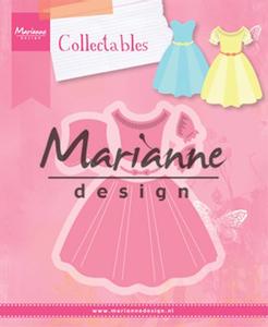 Bilde av Marianne Design - Collectable dies - COL1452 - Dress