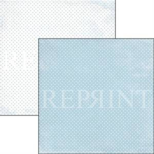 Bilde av Reprint - 12x12 - RP0340 - It´s a boy - Stars