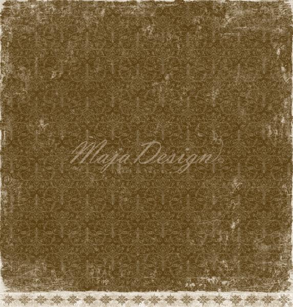 MAJA DESIGN - VINTAGE FROST BASIC 671 - 22ND OF DESEMBER