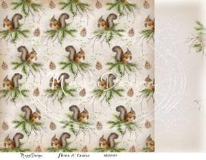 Bilde av Maggi Design - MD20-001 - Flora & Fauna