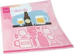 Bilde av Marianne Design - Collectable dies - COL1482 - Beer