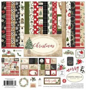 Bilde av Carta Bella - 12x12 Collection Kit - Christmas