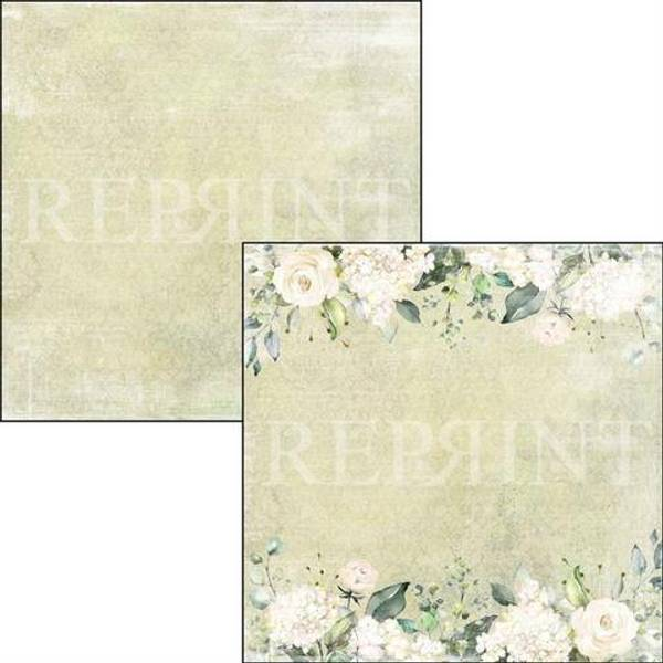 Reprint - 12x12 - RP0364 - A Special Day - Roses edging