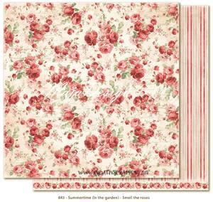 Bilde av Maja Design - 843 - Summertime - Smell the Roses