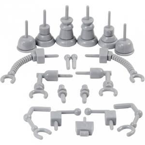 Bilde av CCH - Robotdeler - str. 0,5-6 cm - grå - 19ass.