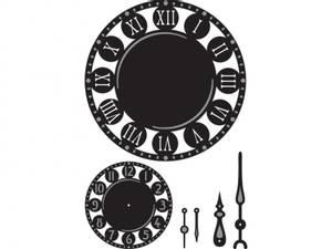Bilde av Marianne Design - Craftables dies - CR1234 - Klokke