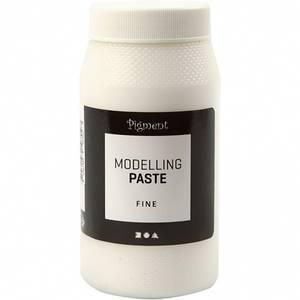 Bilde av Pigment - Modelleringspasta - fin - 500ml