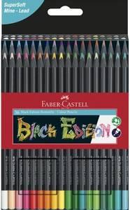 Bilde av Faber Castell - Black Edition Colour Pencils - 36 stk