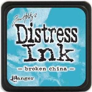 Bilde av Distress - Mini Ink Pad - BROKEN CHINA