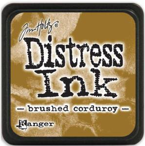 Bilde av Distress - Mini Ink Pad - Brushed Corduroy