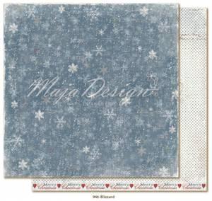 Bilde av Maja Design - 946 - Joyous Winterdays - Blizzard