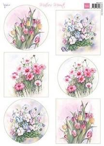 Bilde av Marianne Design - Klippeark MB0193 - Mattie's Floral Spring