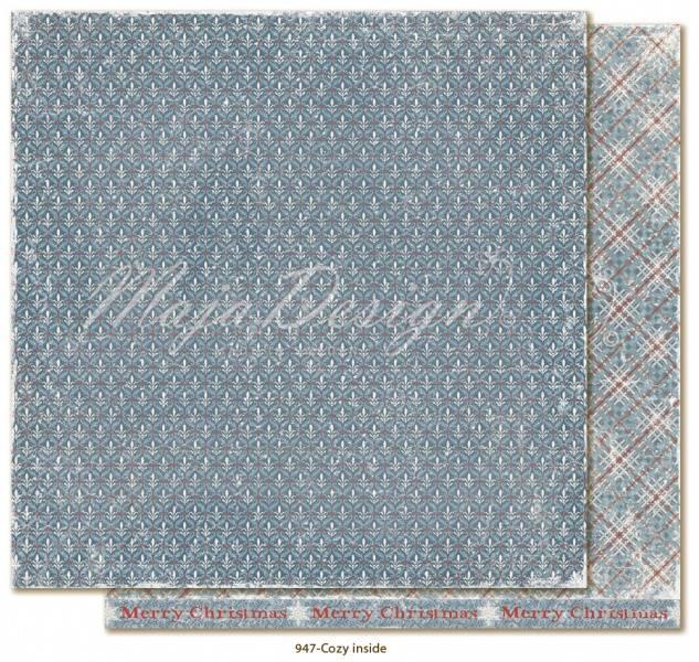 Maja Design - 947 - Joyous Winterdays - Cozy inside