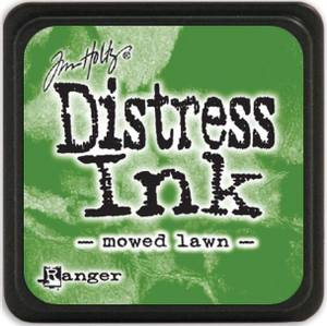 Bilde av Distress - Mini Ink Pad - Mowed Lawn