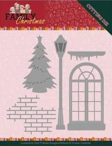Bilde av FIT - Dies - YCD10185 - Yvonne Creations - Chrismas Window