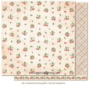 Bilde av Maja Design - 848 - Summertime - Taste the Strawberries