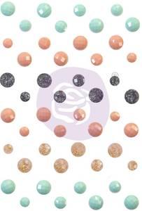 Bilde av Prima - 647858 - Say it in crystals - Pumpkin & Spice - 48 stk
