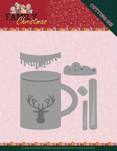 Bilde av FIT - Dies - YCD10186 - Yvonne Creations - Hot Drink