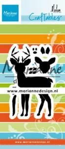 Bilde av Marianne Design - Craftables dies - CR1485 - Deer