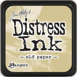 Bilde av Distress - Mini Ink Pad - Old Paper