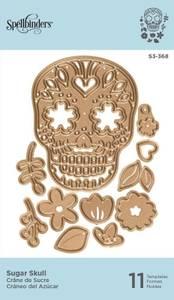 Bilde av Spellbinders - S3-368 - D-Lites Die - Sugar Skull