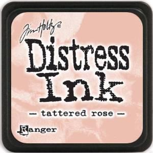 Bilde av Distress - Mini Ink Pad - Tattered Rose
