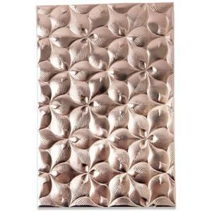Bilde av Sizzix - 3-D Textured Impressions - A6 - 664998 - Organic Petals