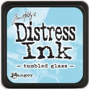 Bilde av Distress - Mini Ink Pad - Tumbled Glass