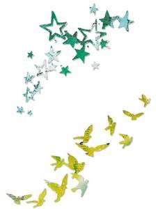 Bilde av Sizzix - Thinlits - 662673 - Birds and Stars