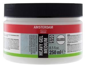 Bilde av Amsterdam - 015 - Heavy Gel Medium - Glossy 250ml