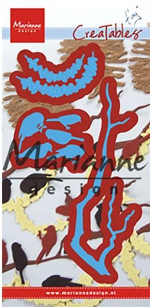 Marianne Design - Creatables - LR0558 - Tiny's peanut garland an