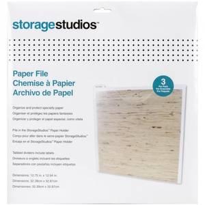Bilde av Storage Studios - Cropper Hopper - 92602 - Paper File w/ Divider