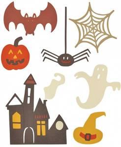 Bilde av Sizzix - Thinlits - 661325 - Spooky Halloween