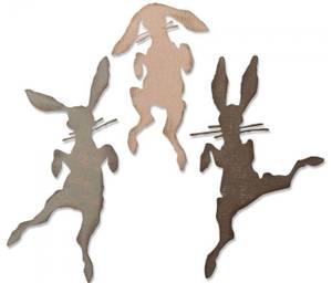 Bilde av Sizzix - Thinlits - 664421 - Bunny Hop