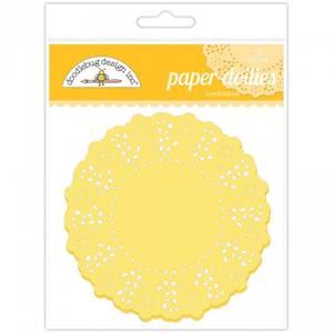 Bilde av Doodlebug Design - 4455 - Paper Doilies - Bumblebee - 75 stk