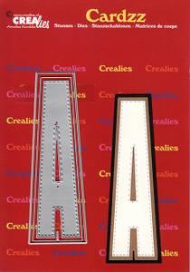 Bilde av Crealies - Dies - Cardzz 401 - Letter A