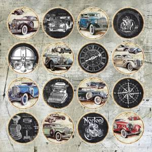 Bilde av Craft & You - 12x12 - CP-VM07 - Vintage Man 07