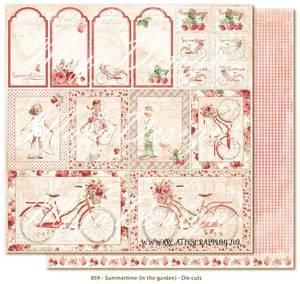 Bilde av Maja Design - 859 - Summertime - In the Garden - Die Cuts