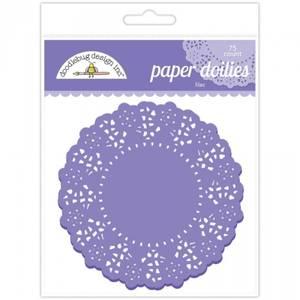 Bilde av Doodlebug Design - 4459 - Paper Doilies - Lilac - 75 stk