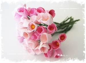 Bilde av Papirdesign - Tulipaner - Rosa