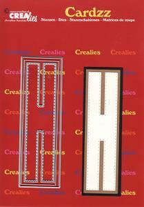 Bilde av Crealies - Dies - Cardzz 408 - Letter H