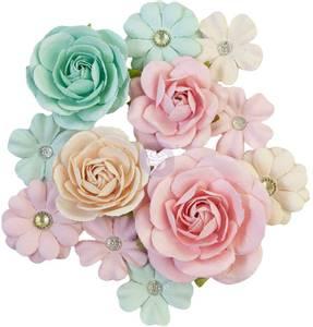 Bilde av Prima - 648558 - Flowers - Sugar Cookie Christmas - Pink Jolly