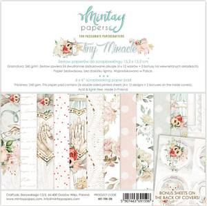 Bilde av Mintay - TIN - 6x6 Paper Pad - Tiny Miracle