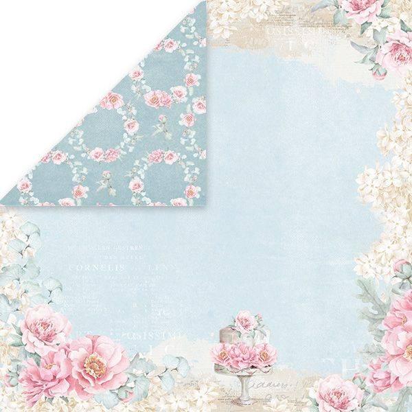 Craft & You - PW02 - Pastel Wedding 02 - 12x12