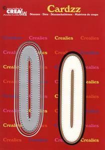 Bilde av Crealies - Dies - Cardzz 415 - Letter O