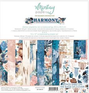 Bilde av Mintay - HAR - 12x12 Paper Set - Harmony