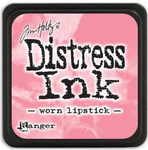Bilde av Distress - Mini Ink Pad - Worn Lipstick