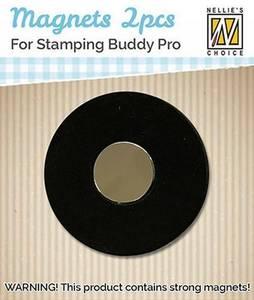 Bilde av Nellie Snellen - Spare magnets 2 pk - for Stamping Buddy Pro