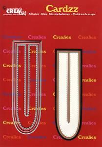 Bilde av Crealies - Dies - Cardzz 421 - Letter U