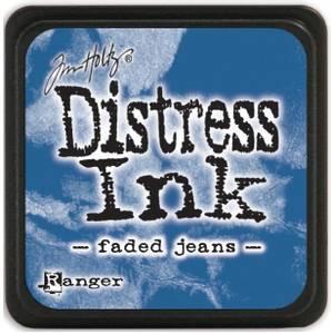 Bilde av Distress - Mini Ink Pad - Faded Jeans